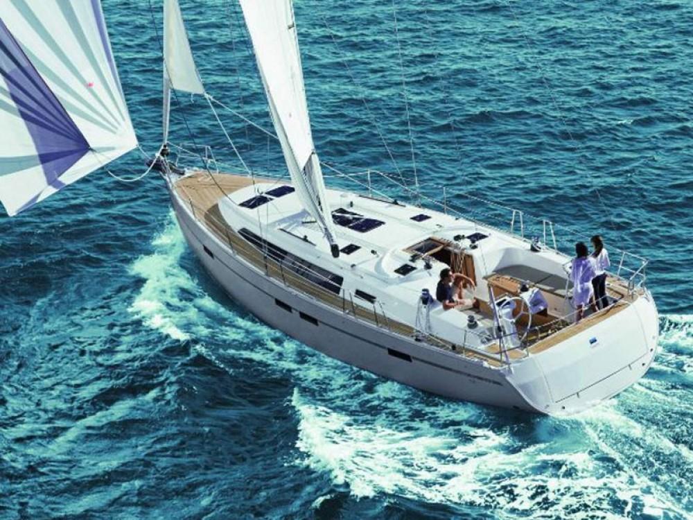 Ein Bavaria Bavaria cruiser 46  mieten in Lefkada