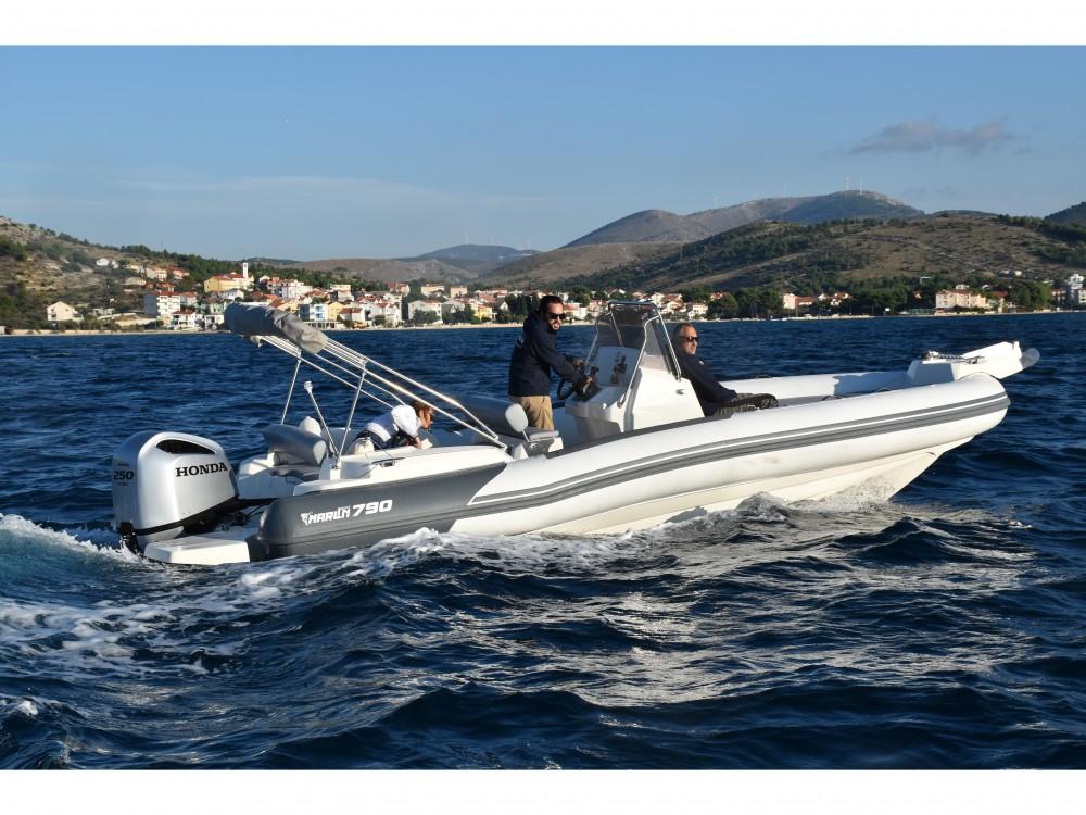 Bootsverleih Trogir günstig Marlyn 790 Dynamic