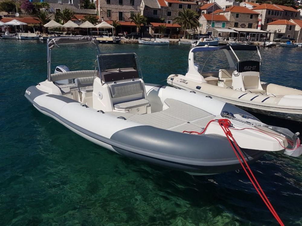 Motorboot mieten in Trogir -  Marlyn 790 Dynamic
