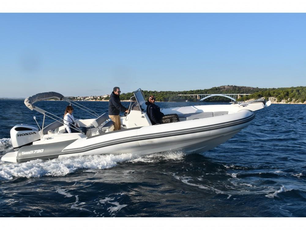 Yacht-Charter in Trogir -  Marlyn 790 Dynamic auf SamBoat
