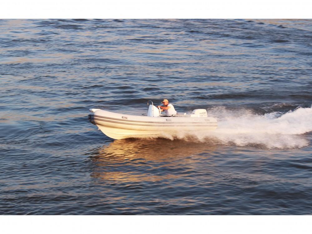 Motorboot mieten in Trogir -  Joymarc 490