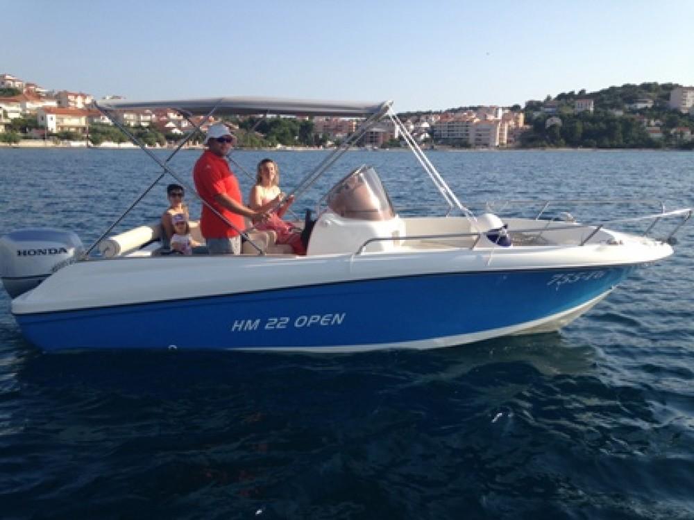 Motorboot mieten in Marina Trogir SCT -  HM 22 Fly