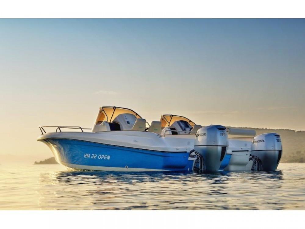 Motorboot mit oder ohne Skipper  mieten in Marina Trogir SCT