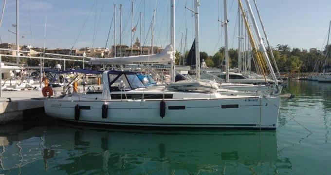 Bootsverleih Bénéteau Oceanis 41 Puerto deportivo Marina Rubicon Samboat