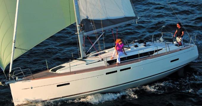 Bootsverleih Palma de Mallorca günstig Sun Odyssey 419