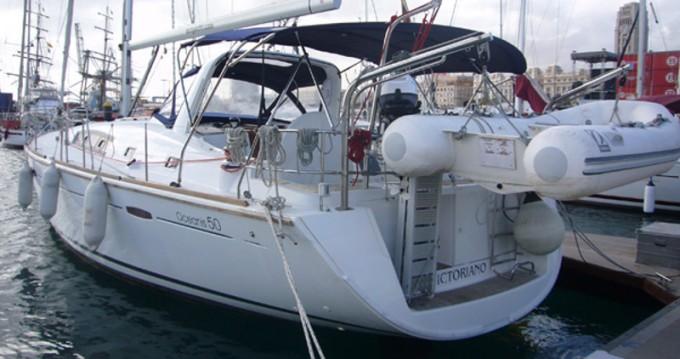 Yacht-Charter in Santa Cruz de Tenerife - Bénéteau Oceanis 50 Family auf SamBoat