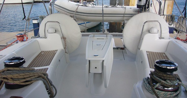 Segelboot mieten in Santa Cruz de Tenerife - Bénéteau Oceanis 50 Family