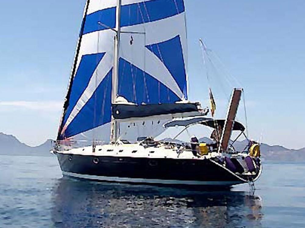 Segelboot mieten in Áno Sýros - Alfa Yachts Alfa 51