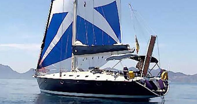Yacht-Charter in Foinikas - Alfa Yachts Alfa 51 auf SamBoat