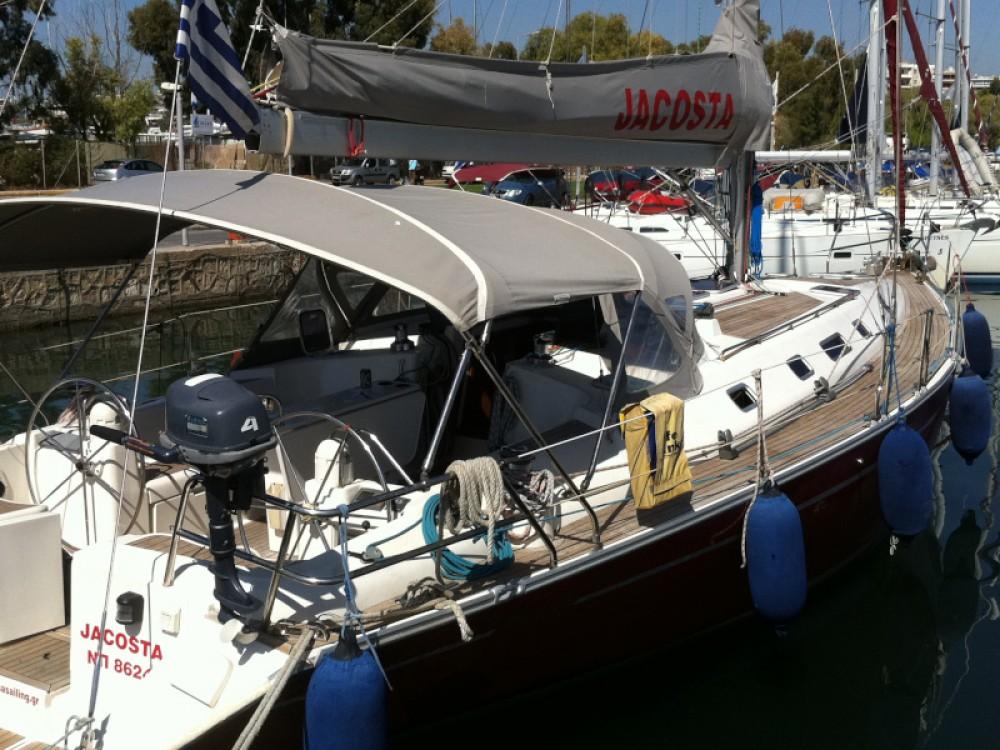 Yacht-Charter in Áno Sýros - Alfa Yachts Alfa 51 auf SamBoat