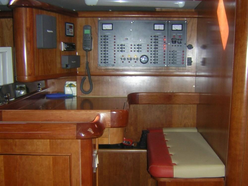 Segelboot mieten in Áno Sýros zum besten Preis