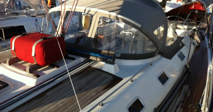 Ein Alfa Yachts Alfa 51 mieten in Foinikas