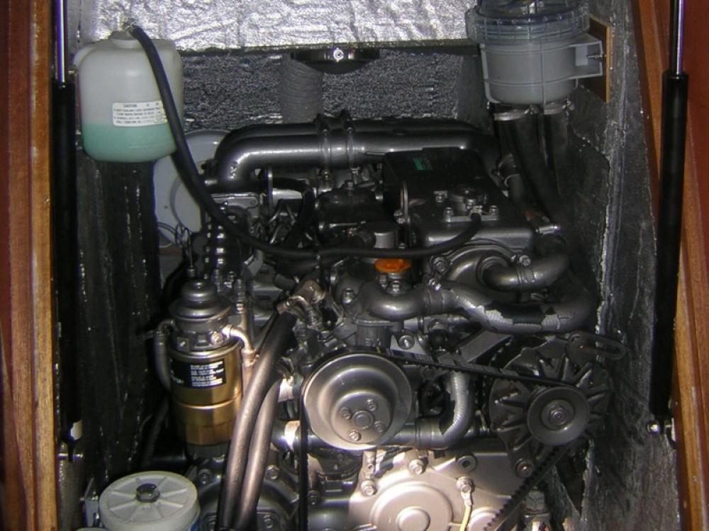 Bootsverleih Áno Sýros günstig Alfa 51