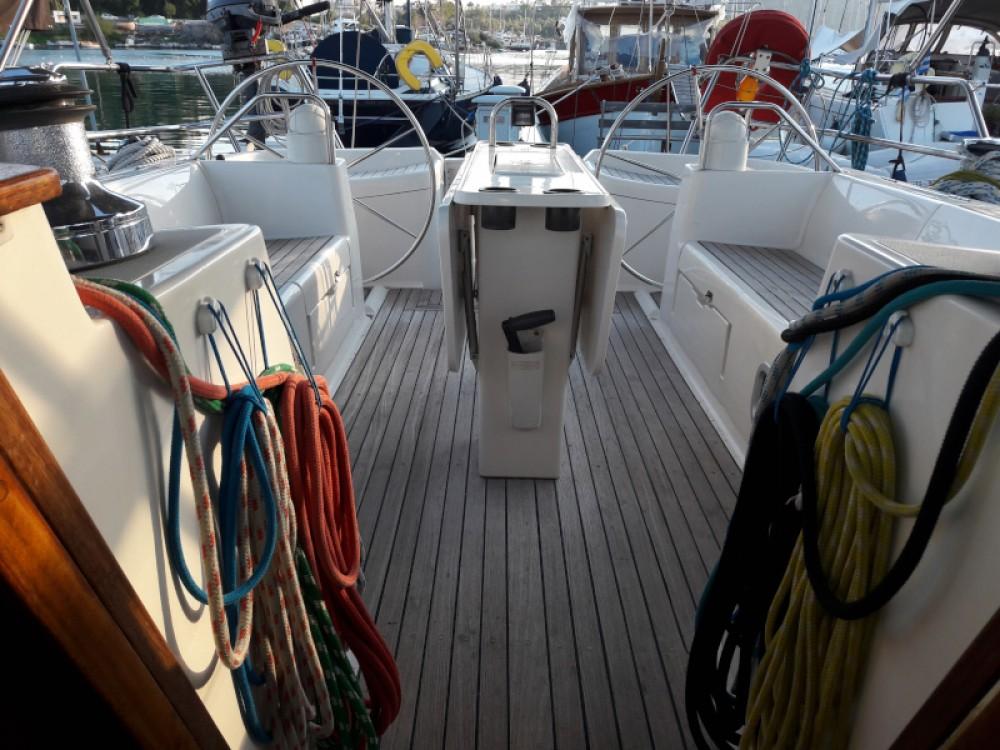 Segelboot mit oder ohne Skipper Alfa Yachts mieten in Áno Sýros