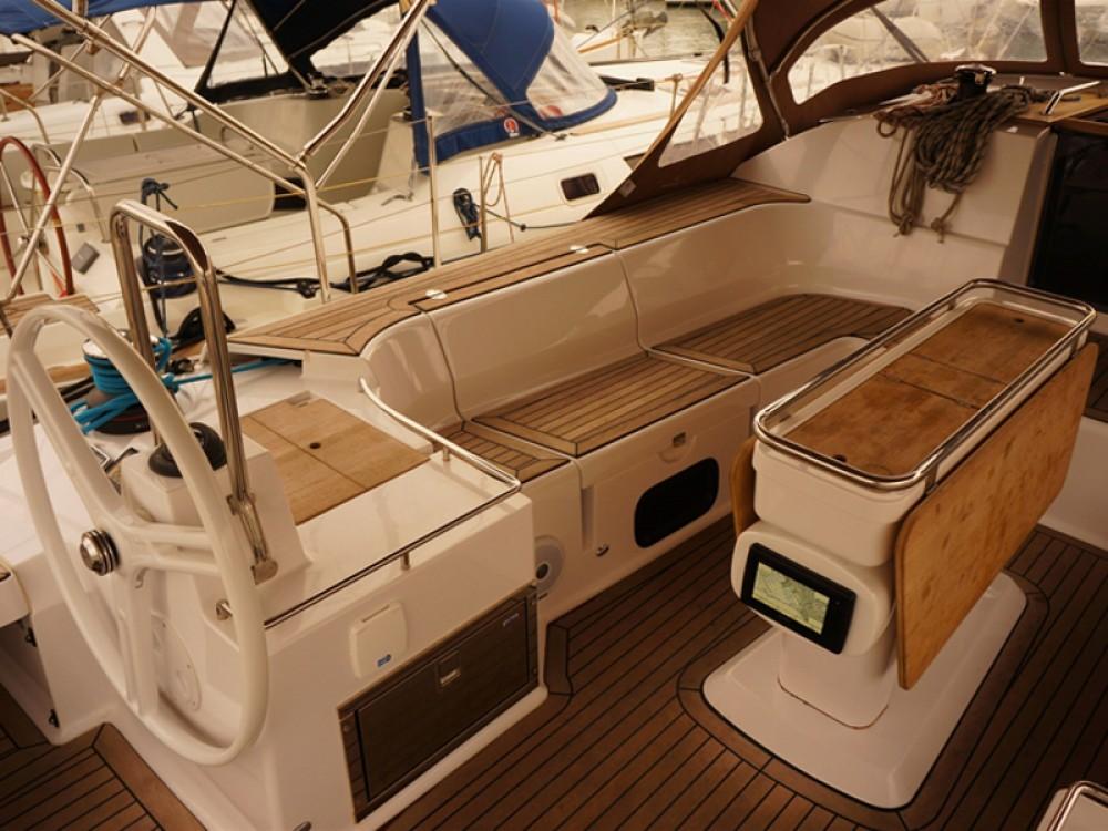 Segelboot mit oder ohne Skipper Elan mieten in Álimos