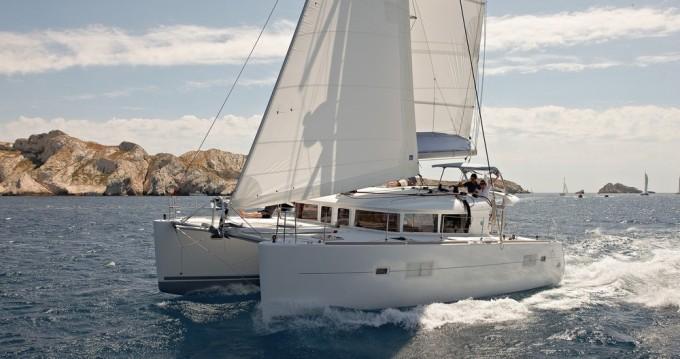 Yacht-Charter in Lefkada - Lagoon Lagoon 400 S2 auf SamBoat