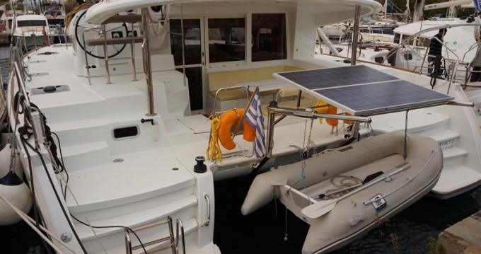 Bootsverleih Lagoon Lagoon 400 S2 Lefkada Samboat