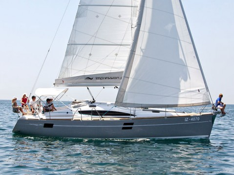 Bootsverleih Elan Impression 394 Athen Samboat