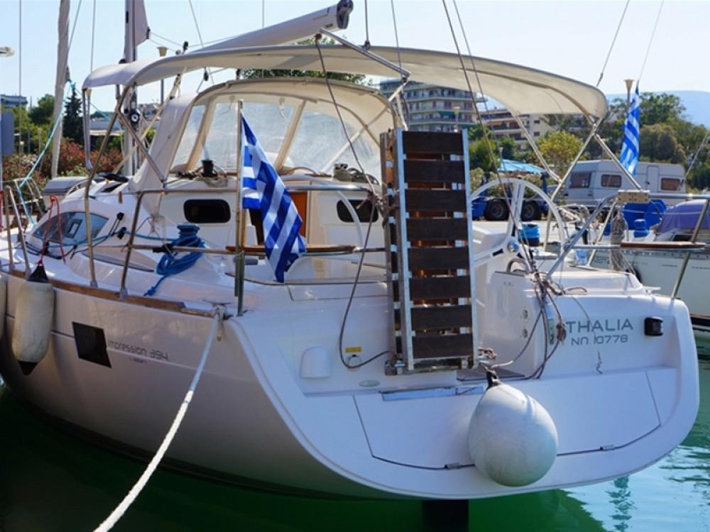 Bootsverleih Elan Elan 394 impression Álimos Samboat