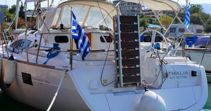 Segelboot mit oder ohne Skipper Elan mieten in Athen
