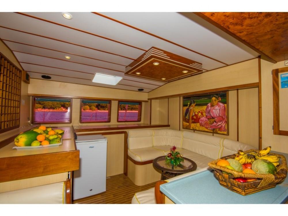 Katamaran mit oder ohne Skipper  mieten in Victoria