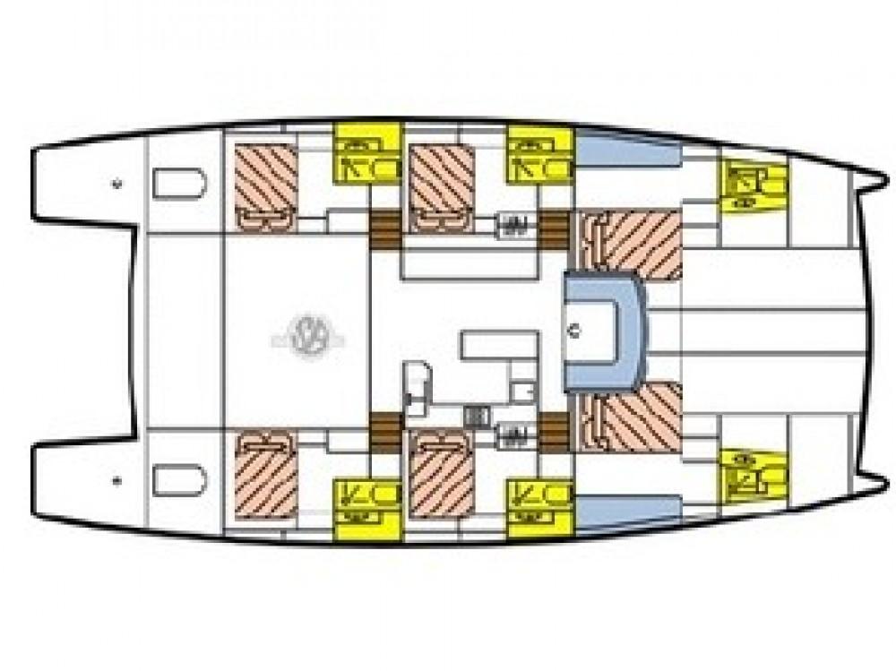 Katamaran mit oder ohne Skipper Catlante mieten in Victoria