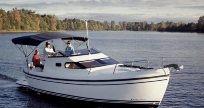 Motorboot mieten in Söderköping - Delphia Delphia Nano