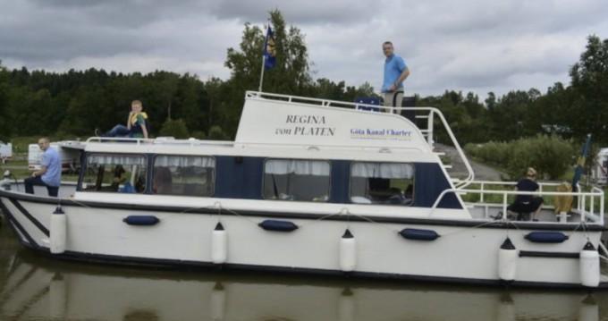Motorboot mieten in Söderköping -  Regina von Platen