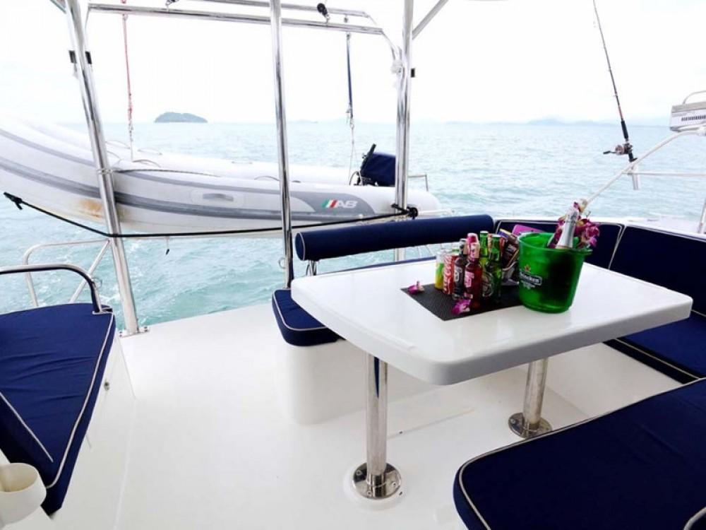 Yacht-Charter in Nikiti - Leopard Leopard 384 auf SamBoat
