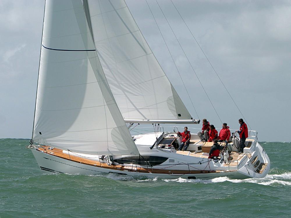 Segelboot mieten in Nikiti - Jeanneau Sun Odyssey 45
