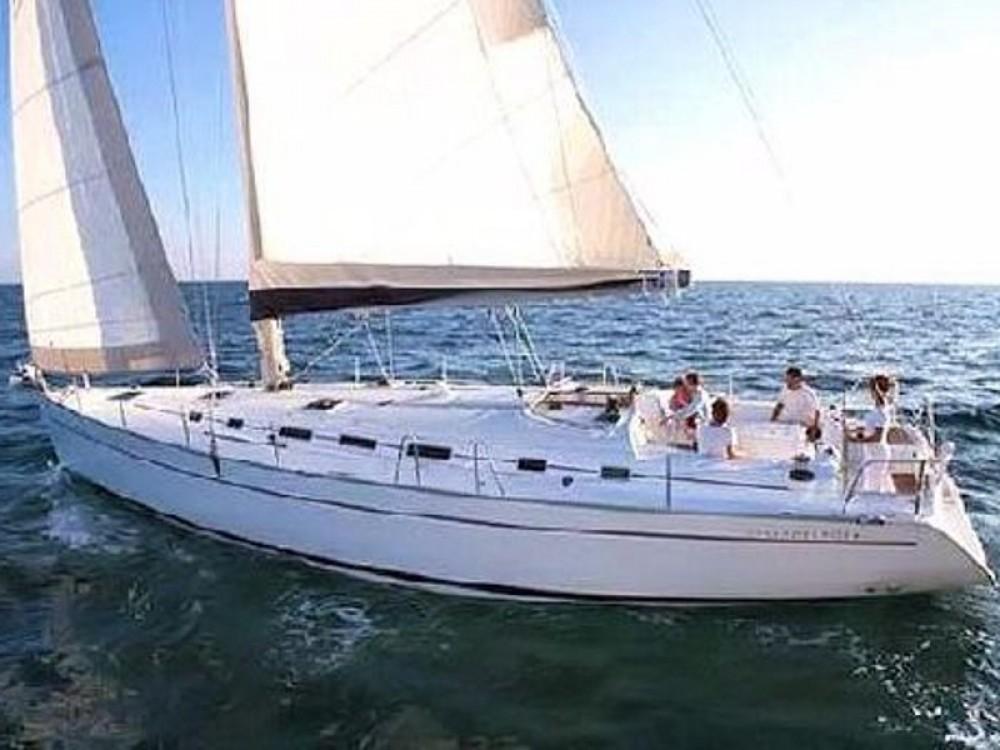 Bootsverleih Nikiti günstig Cyclades 50.5