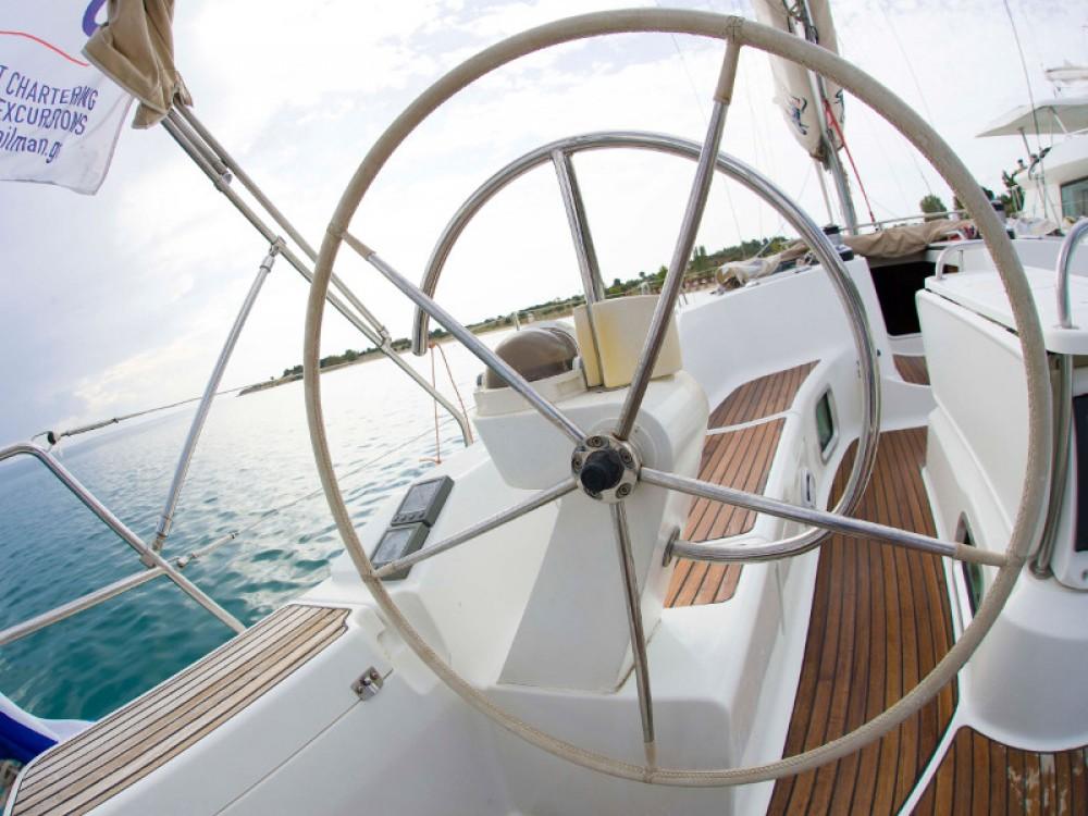 Segelboot mieten in Nikiti zum besten Preis