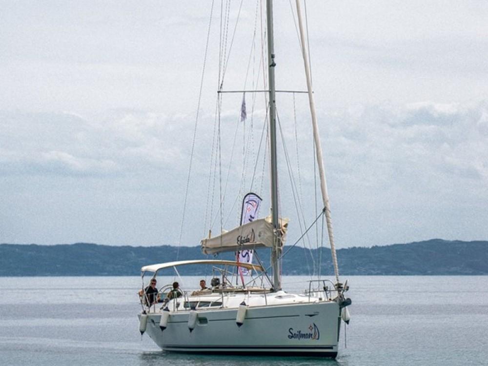 Segelboot mit oder ohne Skipper Jeanneau mieten in Nikiti
