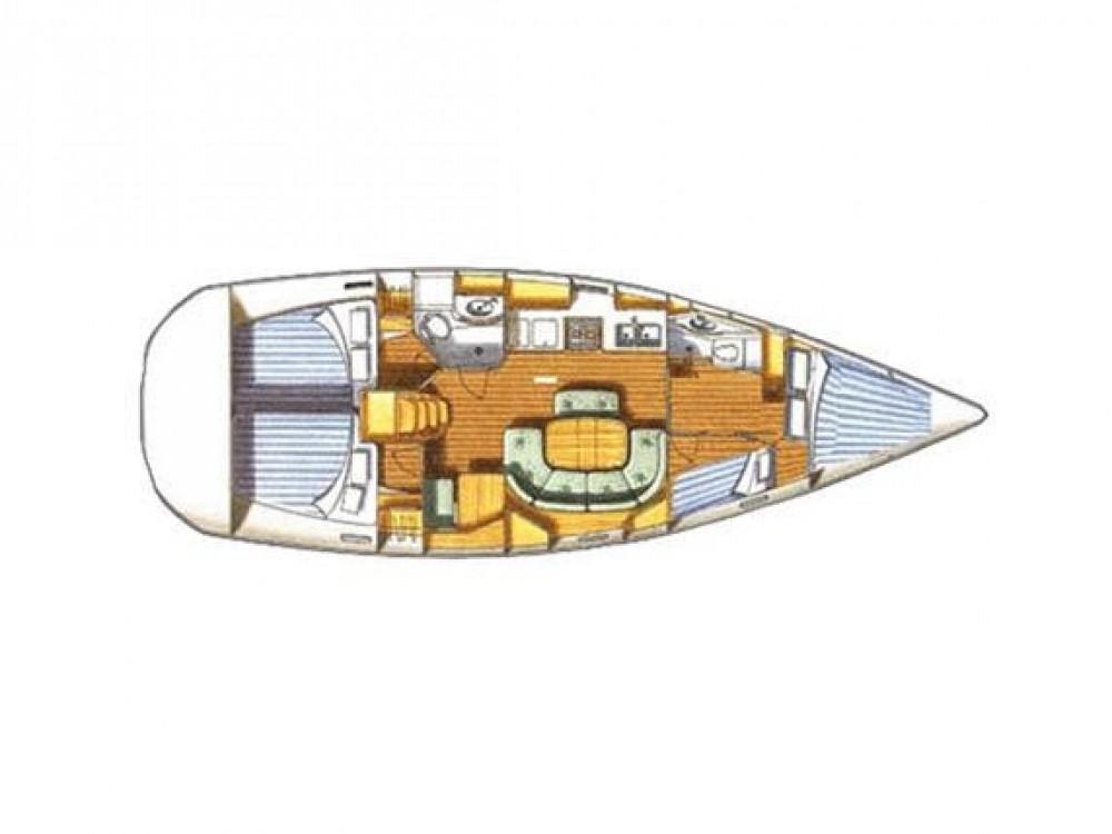 Yacht-Charter in Marina Alimos - Bénéteau Oceanis 411 Clipper auf SamBoat