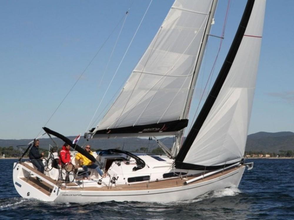 Bootsverleih Salona Salona 41 Performance  Samboat