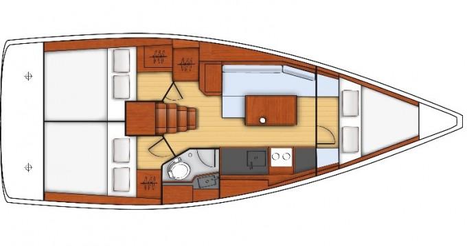 Segelboot mit oder ohne Skipper Bénéteau mieten in Bocca di Magra