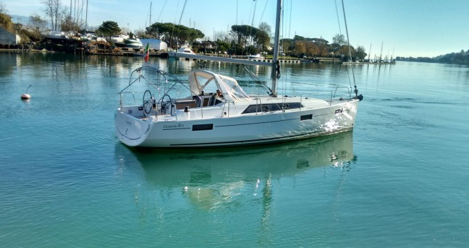 Yacht-Charter in Bocca di Magra - Bénéteau Oceanis 41.1 auf SamBoat