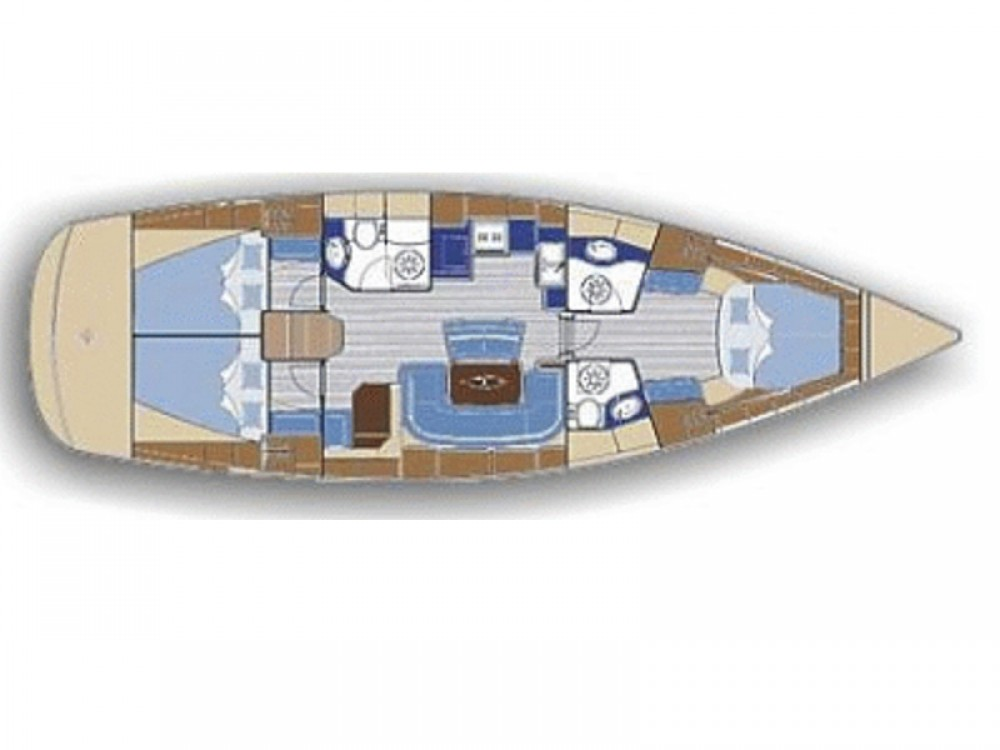 Yacht-Charter in Marmaris - Bavaria Bavaria 46 Cruiser auf SamBoat