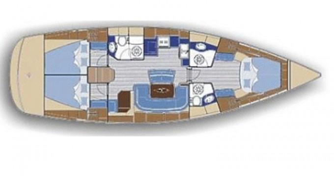 Bootsverleih Marmaris günstig Bavaria 46 Cruiser