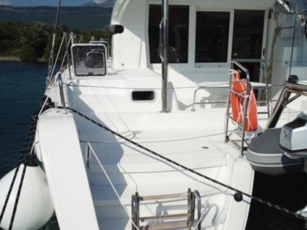 Katamaran mieten in  - Lagoon Lagoon 39