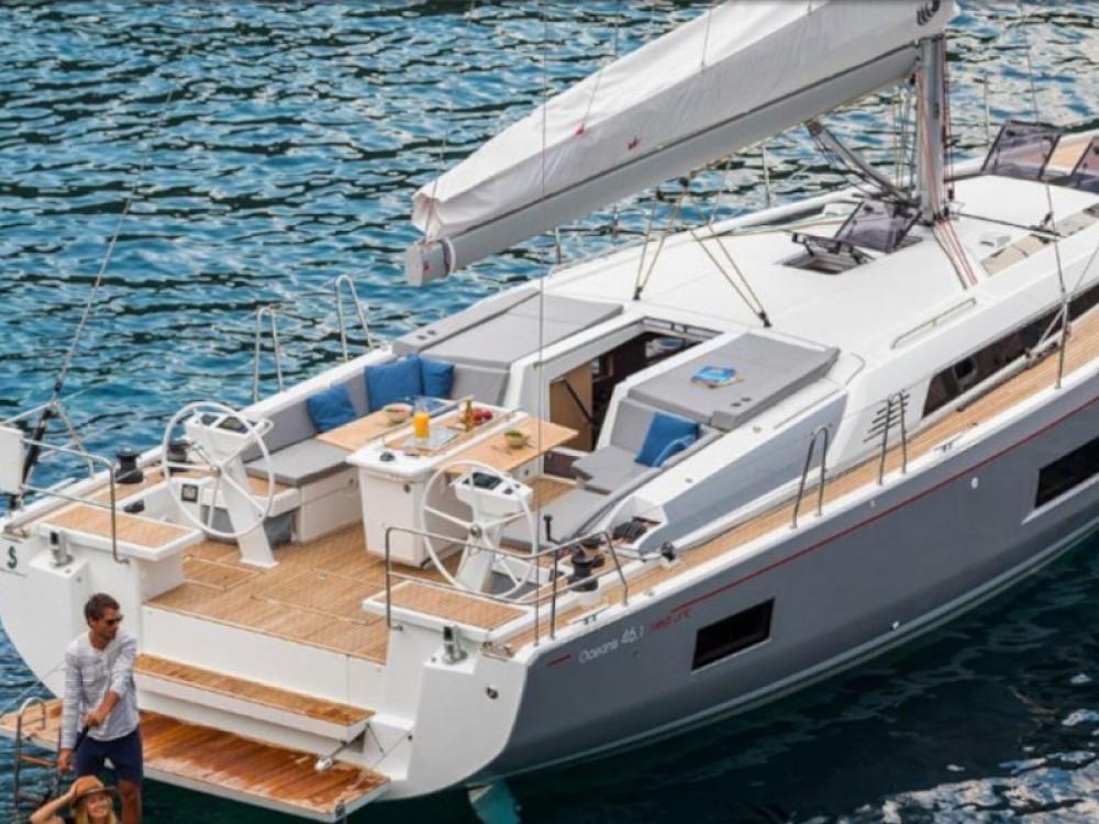 Bootsverleih Bénéteau Oceanis 461 Volos Samboat