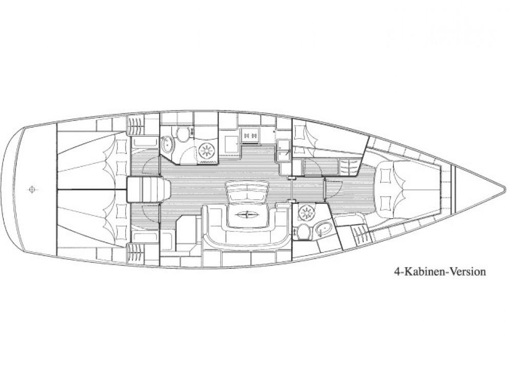 Segelboot mieten in Zakynthos - Bavaria Bavaria 46 Cruiser