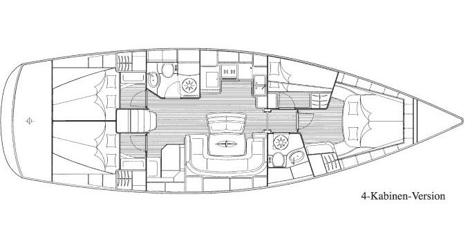 Segelboot mit oder ohne Skipper Bavaria mieten in Zakynthos