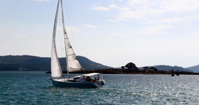Segelboot mieten in Marmaris - Bénéteau Oceanis 50