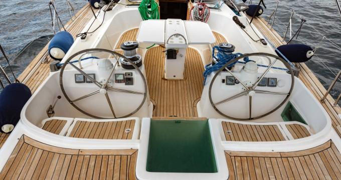 Ocean Ocean Star 60.1 zwischen Privatpersonen und professionellem Anbieter Álimos