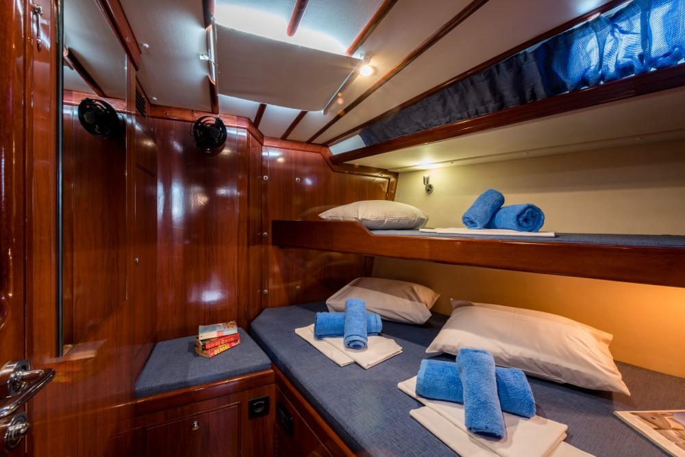 Vermietung Segelboot Ocean mit Führerschein