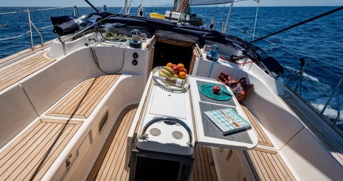 Segelboot mit oder ohne Skipper Ocean mieten in Álimos