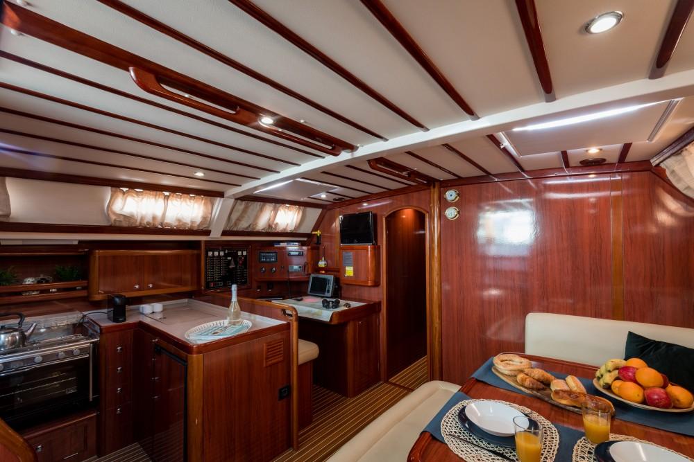 Bootsverleih Marina Alimos günstig Ocean Star 56.1