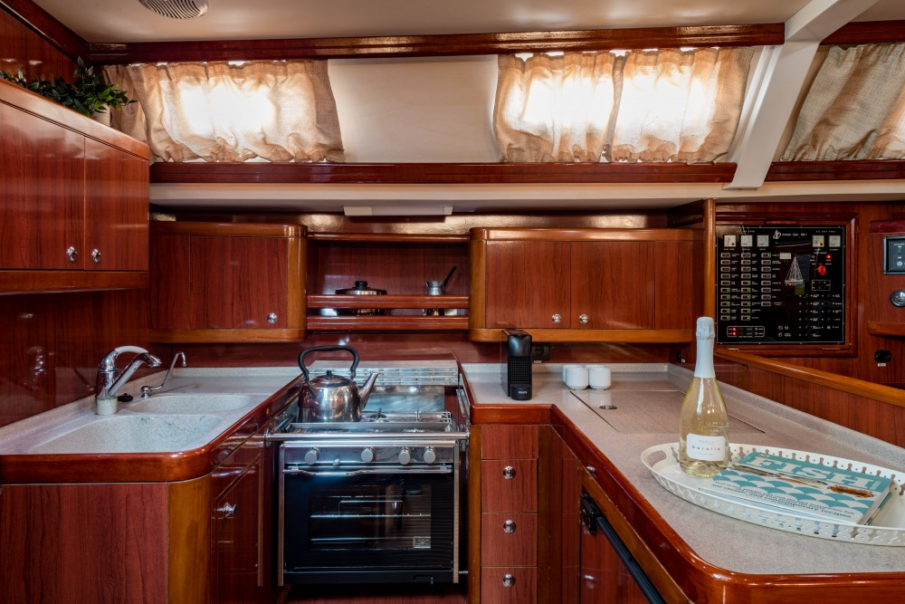 Yacht-Charter in Marina Alimos - Ocean Ocean Star 56.1 auf SamBoat