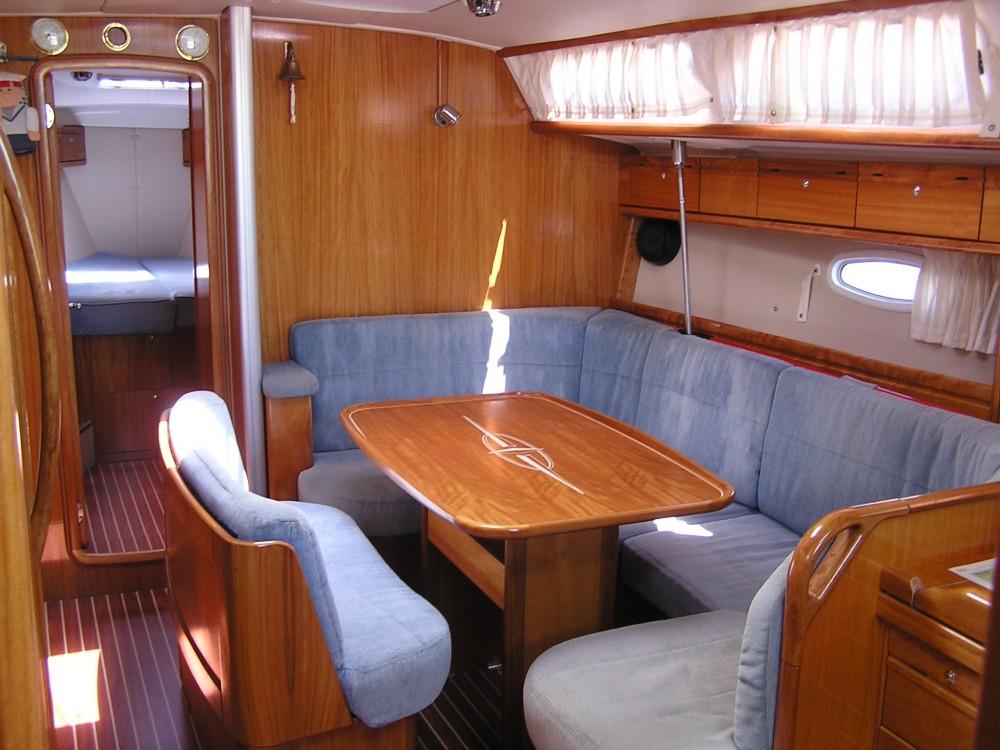 Bootsverleih Kontokali günstig Bavaria 40 Cruiser